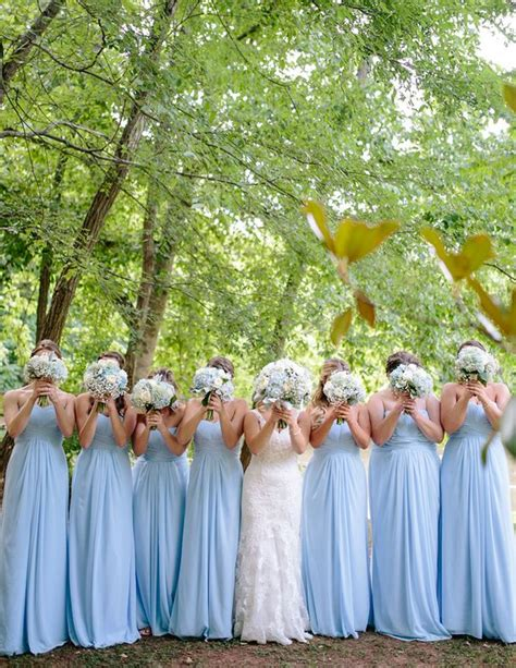 light blue wedding colors best 25 powder blue weddings ideas on pinterest