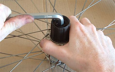 Hub Freehub Shimano Rm35 36hole mountainbike be onderwerp vervangen
