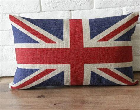 union jack cusions on sale sherlock cushion linen cotton vintage retro union