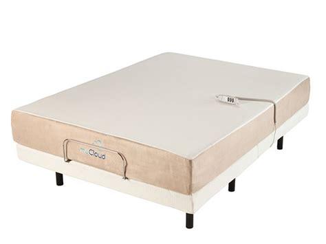 adjustable queen bed adjustable bed with 10 quot queen mattress