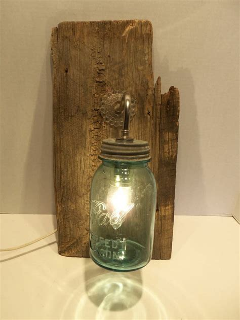 barn wood light fixtures 1000 ideas about plug in vanity lights on pinterest