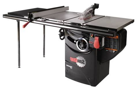craftsman professional cabinet saw sawstop professional cabinet tablesaw pcs ideas