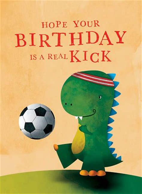 printable birthday cards soccer sincerely scent scented greeting card birthday soccer