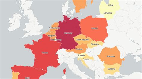 europes refugee intake al jazeera