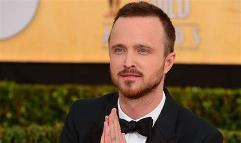 breaking bad actor aaron paul on career and his love for
