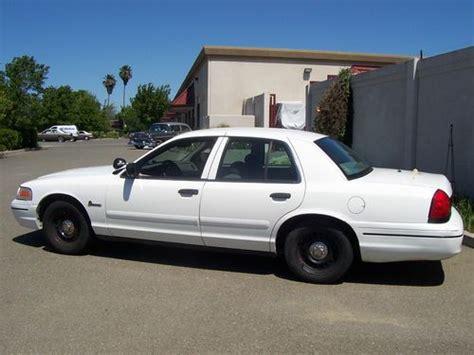 buy car manuals 2000 ford crown victoria auto manual buy used 2000 ford crown victoria police interceptor sedan 4 door 4 6l in fairfield california