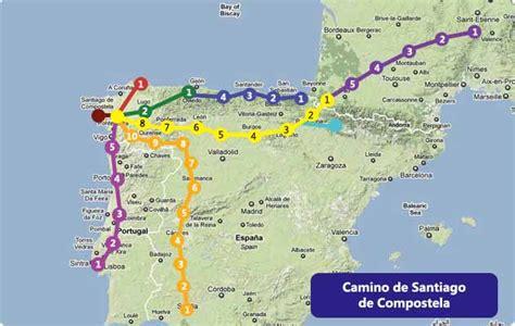 camino de santiago pilgrimage route prepaving a buen camino de santiago if i decide to go