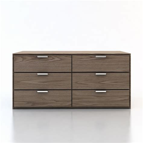 Thompson Modern Dresser Modern Bedroom Dresser