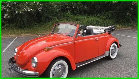 4 Door Volkswagen Beetle For Sale by 1972 Volkswagen Beetle Vw Bug 1600 Cc V4 4 Speed Manual