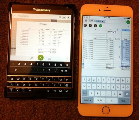 format file bb passport vs iphone 6 plus blackberry forums at