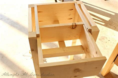 one drawer night stand plans 23 best podium images on stand