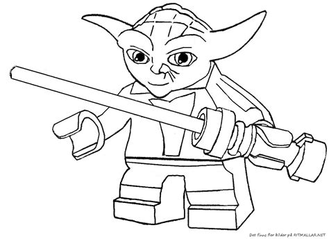 lego wars yoda coloring pages lego wars coloring pages getcoloringpages