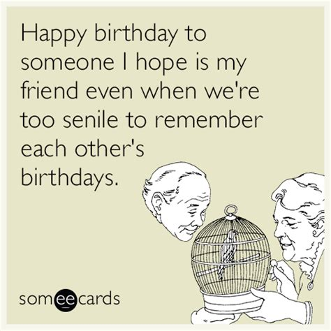Birthday Ecard Meme - funny birthday wishes for friends ecards www pixshark