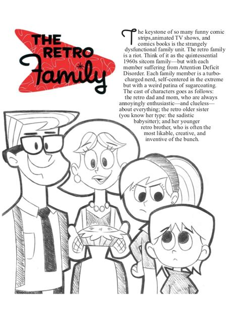 Cartoon Cool How To Draw New Retro Style Characters