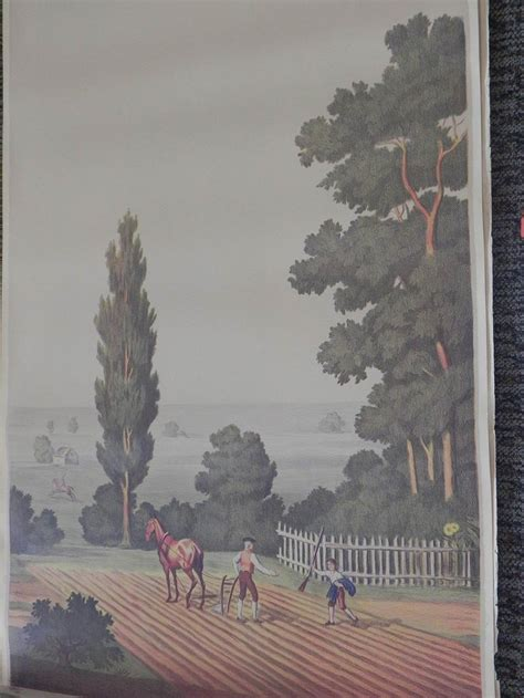 Classic Wallpaper Murals | full room vintage wallpaper murals by the schmitz horning