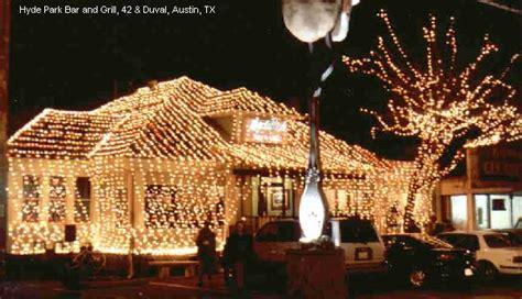 37th street christmas lights austin maddog n miracles christmas lights on 37th street 98316