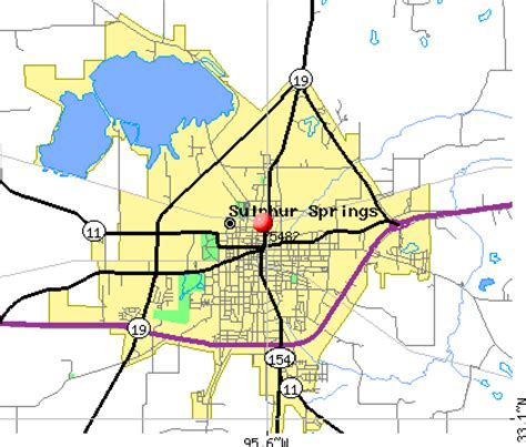 map of sulphur springs texas 75482 zip code sulphur springs texas profile homes apartments schools population income