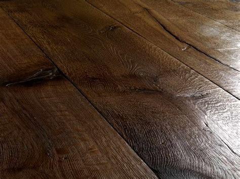 New Chateau French Oak Wood Floors   Vintage Elements