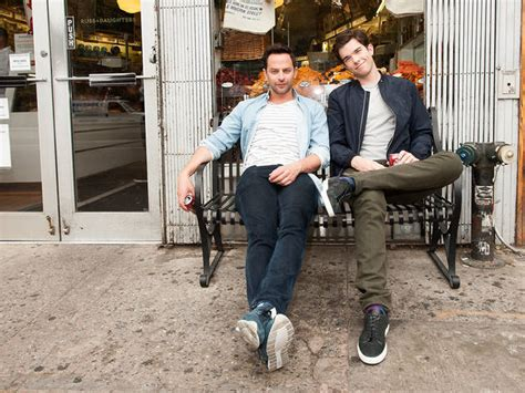 nick kroll book nick kroll and john mulaney talk their broadway show