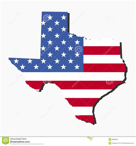texas flag map texas map flag royalty free stock image image 9986356
