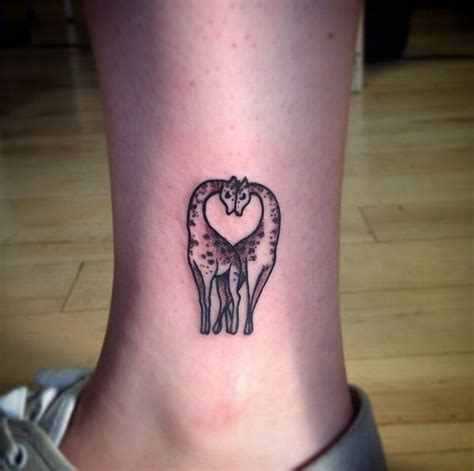 small giraffe tattoo 31 best ideas images on giraffe tattoos