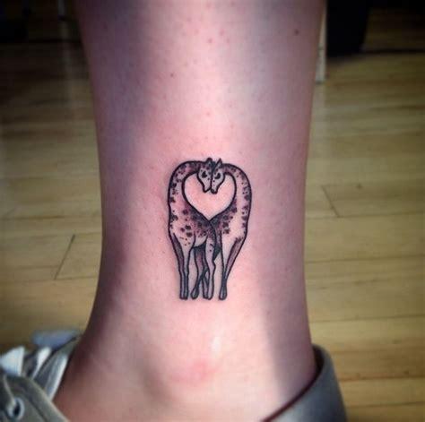 small giraffe tattoos 31 best ideas images on giraffe tattoos