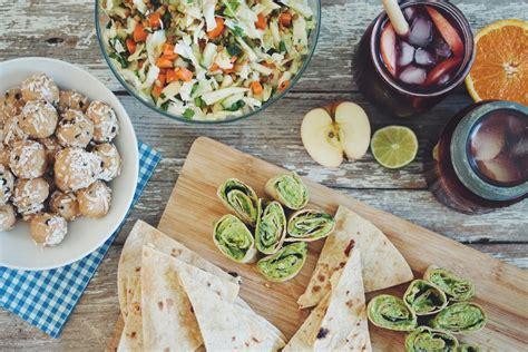 4 easy vegan picnic recipes recipes hot for food