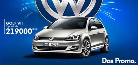 Ikea Dubai Promotion Volkswagen Golf 7 Tdi Prix 192 Partir De 219 000