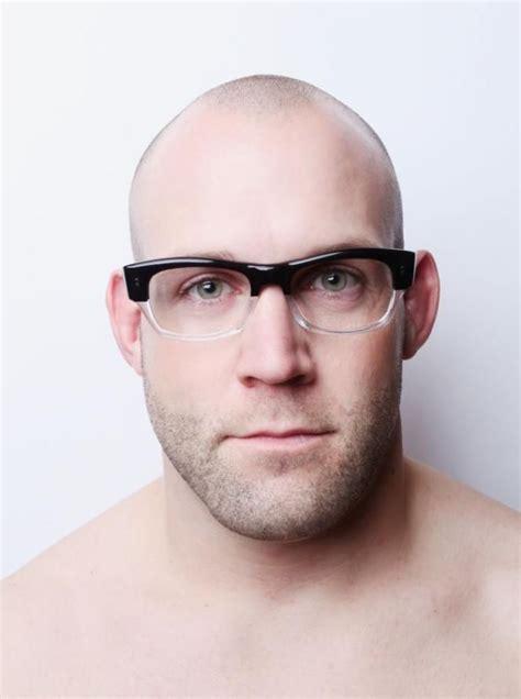 fashion glasses for bald men black and clear plastic glasses horn rimmed glasses mad