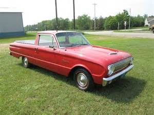 1962 Ford Falcon For Sale Sell Used 1962 Ford Falcon Ranchero In Plover Wi United