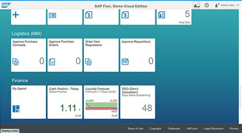 how to get sap tile floor get started on sap fiori development 193 baco consultores