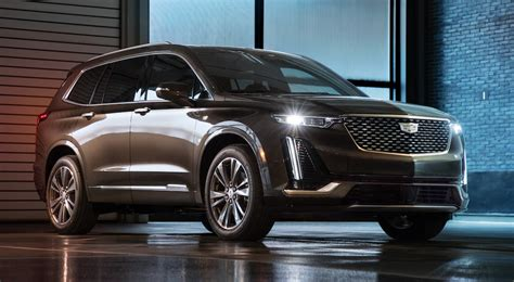 cadillac lineup for 2020 what we about the 2020 cadillac xt6 autoinfluence