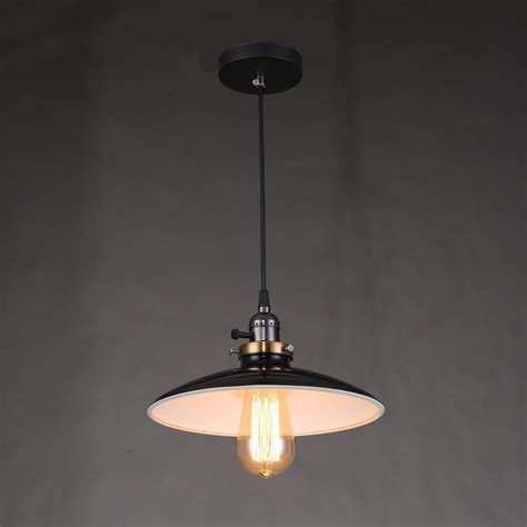 Leje Loft Retro Industrial Iron Vintage Ceiling Light Pendant Light Fixture