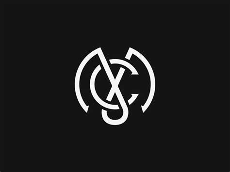 design a monogram logo 58 modern exles of monogram designs web graphic