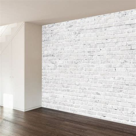white brick removable wallpaper contemporary wallpaper one for the dreamers wall mural decal wall mural decals