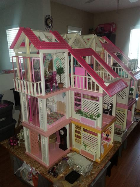 barbie doll house sawgrass barbie dream house 1978 images