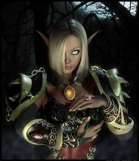 imagenes mujeres amazonas elfas guerreras