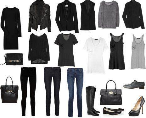 25 best ideas about minimalist wardrobe essentials on