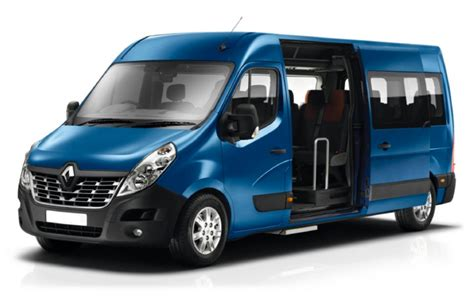 renault master minibus renault master 17 seat minibus sales discounts finance