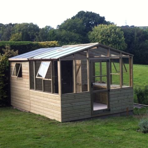Sheds Direct Exeter by Garden Green Houses And Somerset