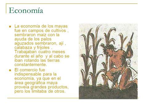 imagenes mayas economia nombre patricia letelier curso 3 medio materia ciencias