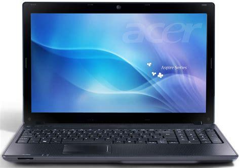 Laptop Acer Windows 7 Second acer aspire 5336 dual notebook pc rapid pcs