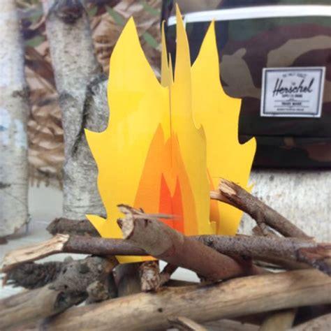 camp fire template leif  leif vikings autumn