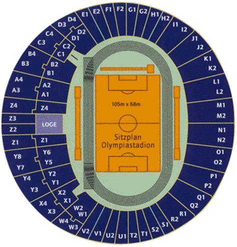 olympiahalle münchen eingang ost olympiastadion m 252 nchen sitzplan
