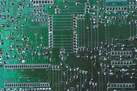 simple circuit board conductor circuit board britannica