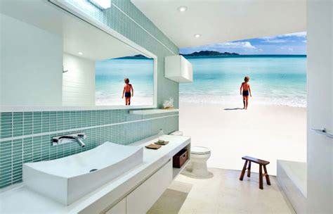 bathroom wall murals bathroom art graphics home wall graphics effects