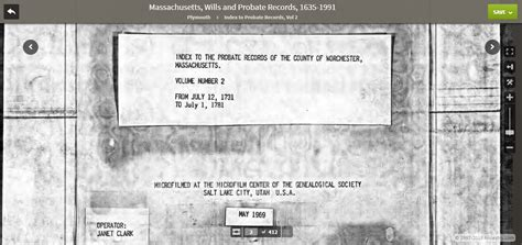 plymouth county probate records genea musings some ancestry s massachusetts wills and