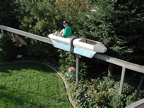 backyard monorail vegas monorails v gridlock slashdot