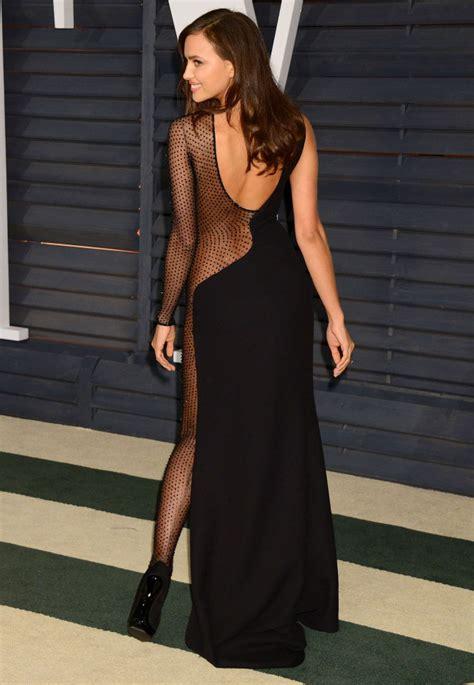Vanity Fair Oscar 2015 Irina Irina Shayk 2015 Vanity Fair Oscar 38 Gotceleb