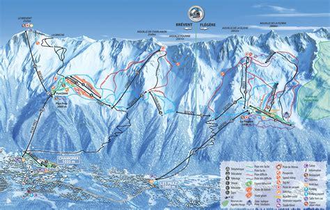le webmestre 224 chamonix last chamonix valley ski resorts map grands montets la flegere brevent